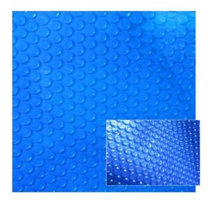 Couverture solaire de piscine 24 pieds Thermo-Shield *NEUF*