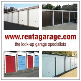 Garages to rent: Wallace Close r/o 14 Reading RG5 3HW - ideal for storage, car