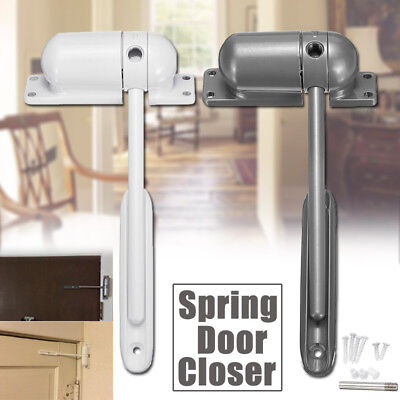 Fire Rated Adjustable Automatic Strength Spring Door Closer Hinge Door Channel