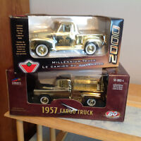 GOLD CANADIAN TIRE COLLECTABLES