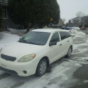 2005 Toyota Matrix Berline