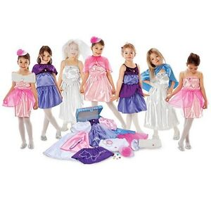 NEW: Princess Factory ''Fairy Tale Dreams'' Dress-Up Chest (Styl