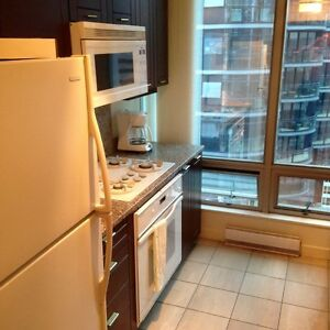 Furnished One Bedroom Downtown-West End Greater Vancouver Area image 4