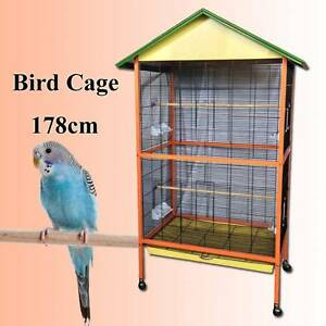 Jan sale bird cage finch budgie bird cage 178cm Riverwood Canterbury Area Preview