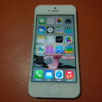 iphone 5 32gb in silver