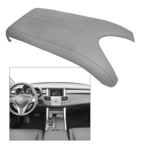 Fits 2007-2012 Acura RDX Leather Center Console Lid