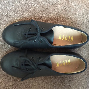Bloch Leather Tap Shoes - Child Size 13