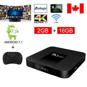 Watch Movies, Sports & TV - Alberta's Best Android TV Box!!