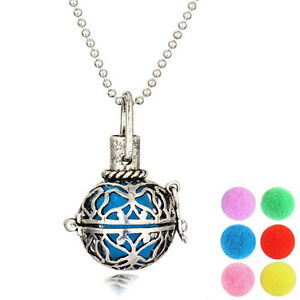 Locket Fragrance Essential Oil Aromatherapy Diffuser Necklace Kitchener / Waterloo Kitchener Area image 4