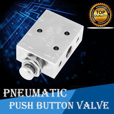Air Pneumatic Push Button Valve Mechanical Valve Switch Valve