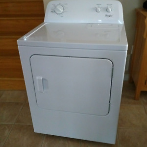 Whirlpool Dryer - white, used for 5 mths., like new!!...