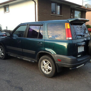 1998 Honda CR-V EX Other