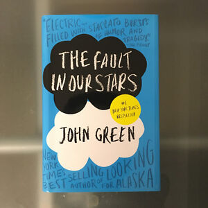 The Fault In Our Stars - Hardcover New