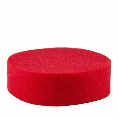 Chemical Guys W-Aps red Ultra Fine Foam Pad Applicator für Politur und Wachs (Ultra Fine Politur)