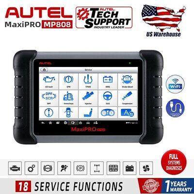 Autel MP808 OBD2 Auto OE-level Diagnostic Scanner Active Test Better DS808