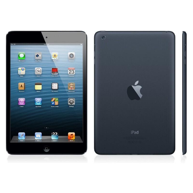 Apple iPad mini 1st Gen. 64GB, Wi-Fi + Cellular (AT&T), 7.9in - Black & Slate