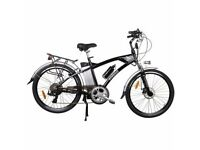 Hawk Freego almost new powerful electric bike (£1100 new) WITH guarantee central London bargain