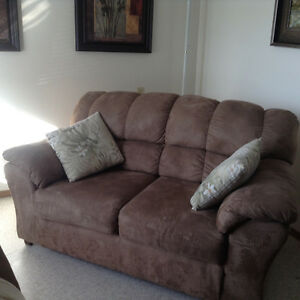 2 rocker recliners and 2 love seats for sale