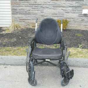 Patriot by Invacare Wheelchair