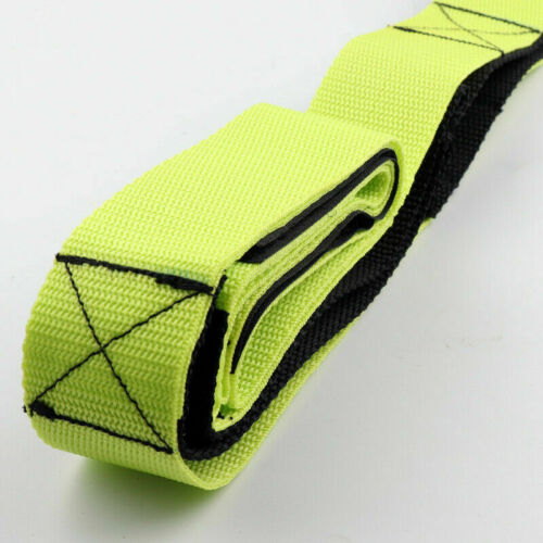 HODIAX Resistance Booty Bands Yoga Strength Belt Rope with Multi-Loop