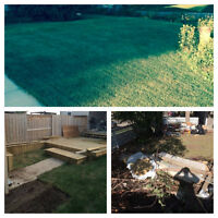 LAWN MOWING/JUNK CLEANING  AND DUMP RUNS
