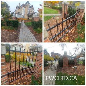 Custom Metal Railing, Gates,Install, Repair, Mobile Welding London Ontario image 4