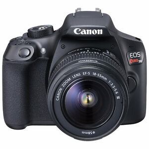 Canon EOS Rebel T5 DSLR Camera with EF-S 18-55mm
