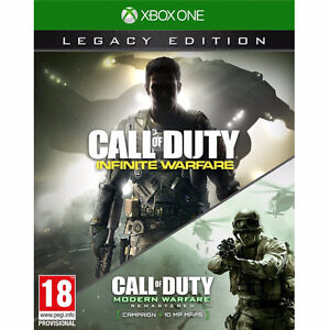 Infinite Warfare/Cod 4 For Sale Peterborough Peterborough Area image 1