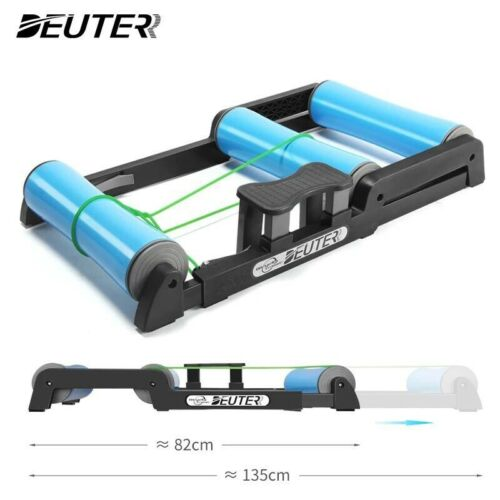 Bike Trainer Rollers Exercise Cycling Training Bicycle Train