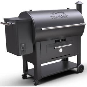 Traeger Century 34 Pellet BBQ Grill