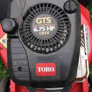 """Toro 21"""" Personal Pace Lawn Mower"""