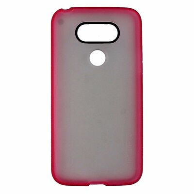 - Incipio Octane Impact Case for LG G5 - Clear Ghost and Pink