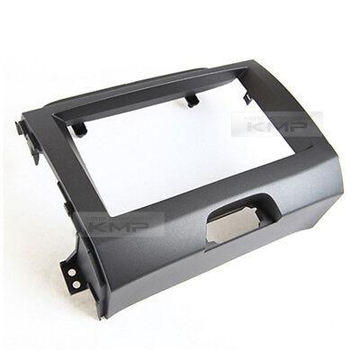 LHD Dash Board Cover Carpet GPS Type Dark Gray 1p For 10 11 Kia Sorento R