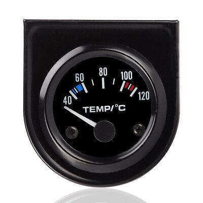 "2"" 52mm Digital LED Car Auto Water Temp Temperature Gauge Kit 40-120℃ Universal"