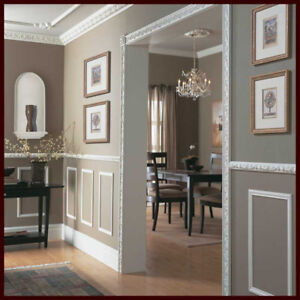 MOULDINGS, WAINSCOTING - CHEMCREST INC CLEARANCE