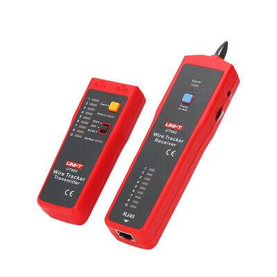 Ut682 Wire Tracker Telephone Linenetwork Lineline Finder Communication Tester
