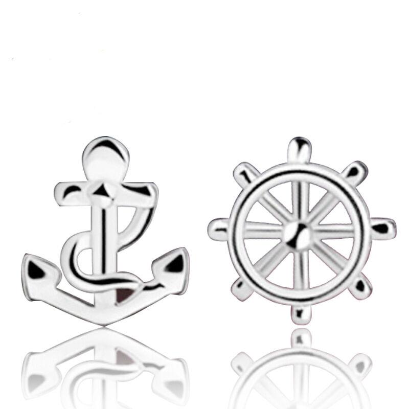 Anchor Ship Wheel