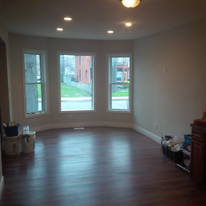 Newly Renovated Large 2 BR Main floor Unit Avail April 1, 2016
