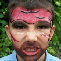 Face Painting and Glitter Tattoos