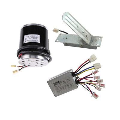 36V 800W Electric Motor Speed Controller Foot Pedal Throttle GoKart ATV Scooter