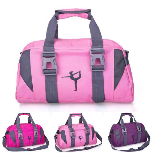 Leicht Sporttasche für Damen Reisetasche Schultertasche für Reisen Sport Fitness