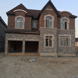 Selling beautiful brand new luxury house values of Humber.
