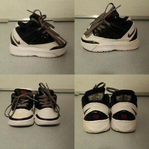 Nike baby LeBron shoes (size 3c)