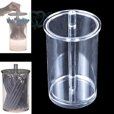 1pc Dental Acrylic Organizer Holder Case For Aspirator Suction Tips Nozzles