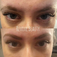 Microblading Eyebrows - $200