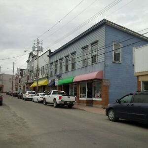 Retail or office space, Water Street, Pictou