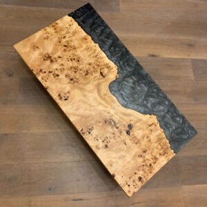 Mappa Burl Shoreline River Table - Coffee Table