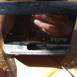 Working ihome portable speaker batteries Included