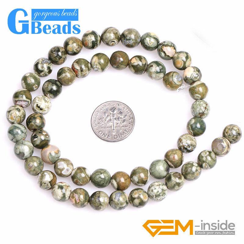 15x20mm Natural Green Rhyolite Beads,Rhyolite beads wholesale.15 strand
