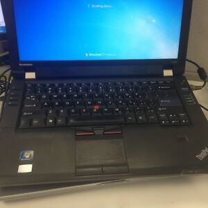 "used Lenovo 14"", i3-2310M, 8GB Ram, 320GB 7200rpm, web camera"